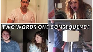 Two Words One Consequence With Jamie's World | Ollie Langdon