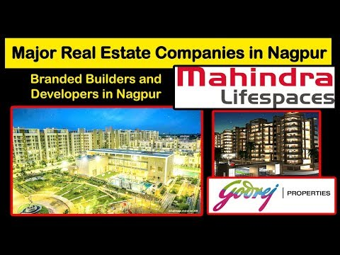 Major Real Estate Companies and Projects In Nagpur