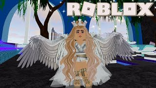 Royale Night Routine + Spa! Roblox: 🏰 Royale High 🏰 ~ Angel Fairy
