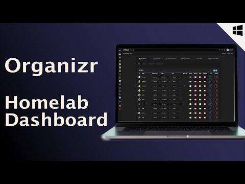 Organizr - Homelab Dashboards - Teil 2 - YouTube