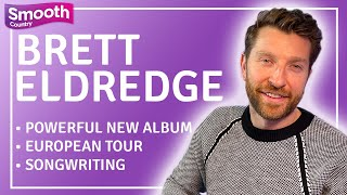 Brett Eldredge teases new ALBUM, new music & and talks his tour | Smooth Country Interview