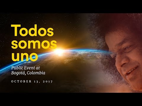 Divine Satsang - Live from Bogota, Colombia