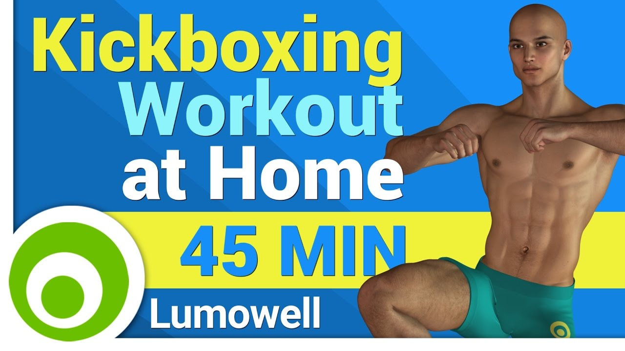 Kickboxing Workout at Home - YouTube