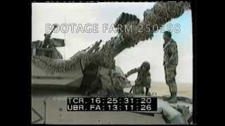 1990-91 Operation Desert Storm 250198-02 | Footage Farm