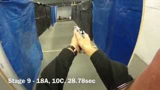 Ipsc Indoor Match - January 2015