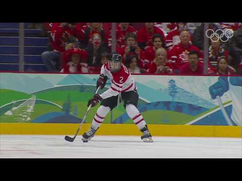 Team Canada Highlights - Women's Ice Hockey - Vancouver 2010 Winter Olympic Games