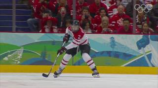 Team Canada Highlights - Women