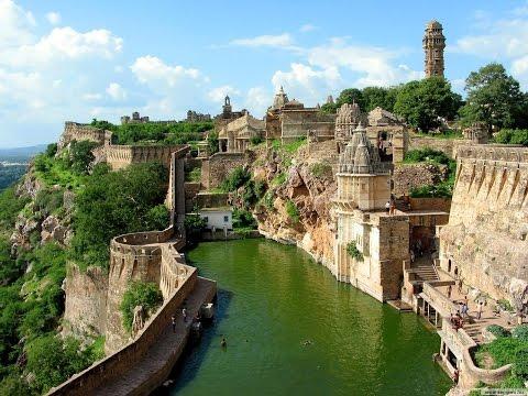 Chittorgarh Fort (Destroyed by mughals)
