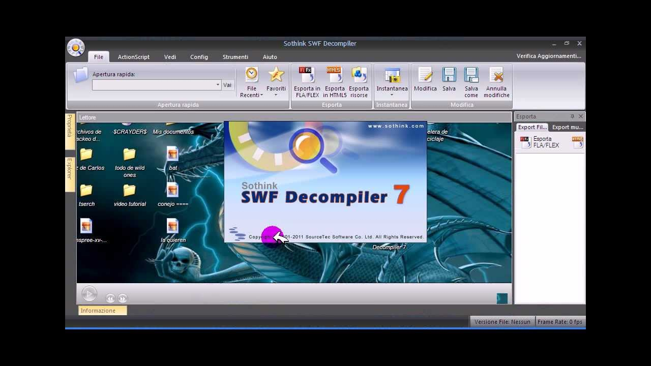 sothink swf decompiler full portable
