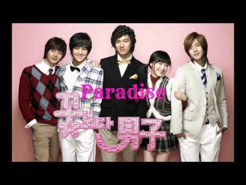 Boys Over Flower OST  Paradise  TMAX