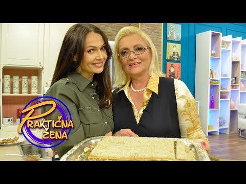Praktična žena - Milanka Karić - svekrvin ili Danin kolač od oraha