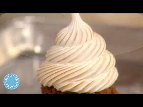 Make Torched Marshmallow Icing Recipe - Martha Stewart Pictures