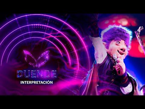 #DuendeEs ¡Duende dedica su canción a Consuelo Duval! | ¿Quién es la Máscara? 2020