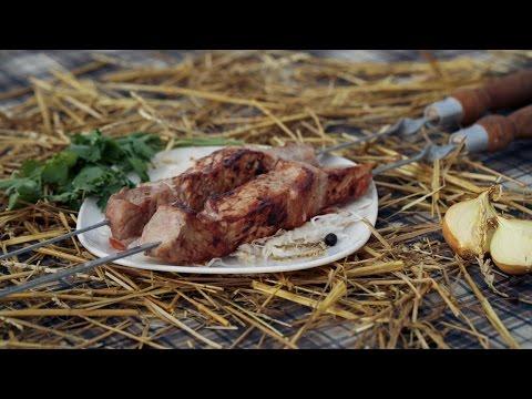 Шашлык в маринаде из квашеной капусты без регистрации и смс