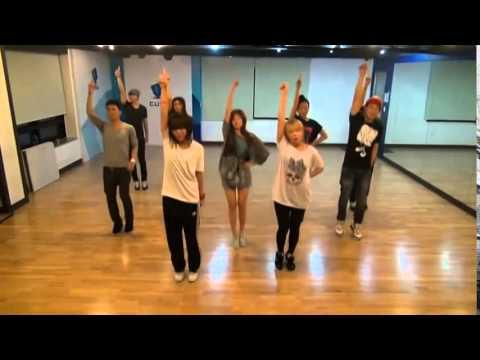 HyunA of 4minutes - Bubble Pop! [Dance Practice]