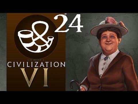 SB Plays Civilization 6: Rise And Fall 24 - Wilhelmina