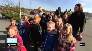 Åpning av Norges første hurtiglader: NRK Rogaland 26 april 2011