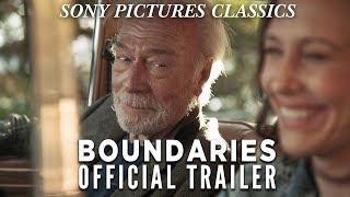 Boundaries Official HD Trailer (2018) || SocialNews.XYZ