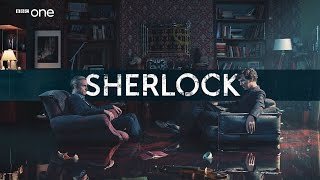 Sherlock: Series 4 Official Teaser Trailer | It's Not A Game Anymore - BBC One