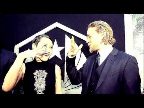 Charlie Hunnam & Rinko Kikuchi  Midnight City