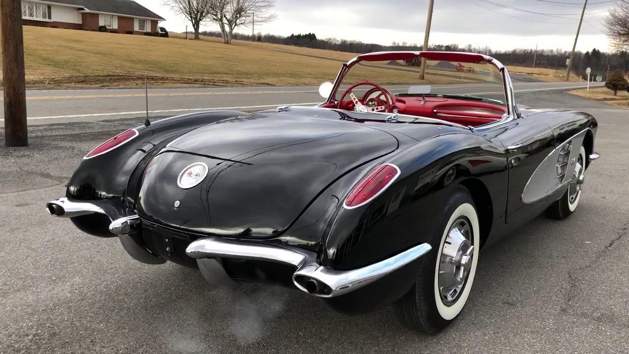 Kelebihan Kekurangan Corvette 1960 Spesifikasi