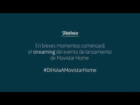 Movistar Home: Evento de lanzamiento en Late Motiv DiHolaAMovistarHome