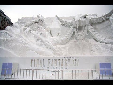 Snow Festival Sapporo - Hokkaido 02/2018 (Odori Park)