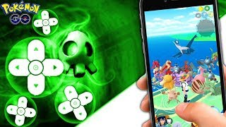 ¡SALTAR PARCHE DE SEGURIDAD! MEJOR HACK POKEMON GO 0.101.1 JOYSTICK ANDROID (ANTI PARCHE) Pokemon GO