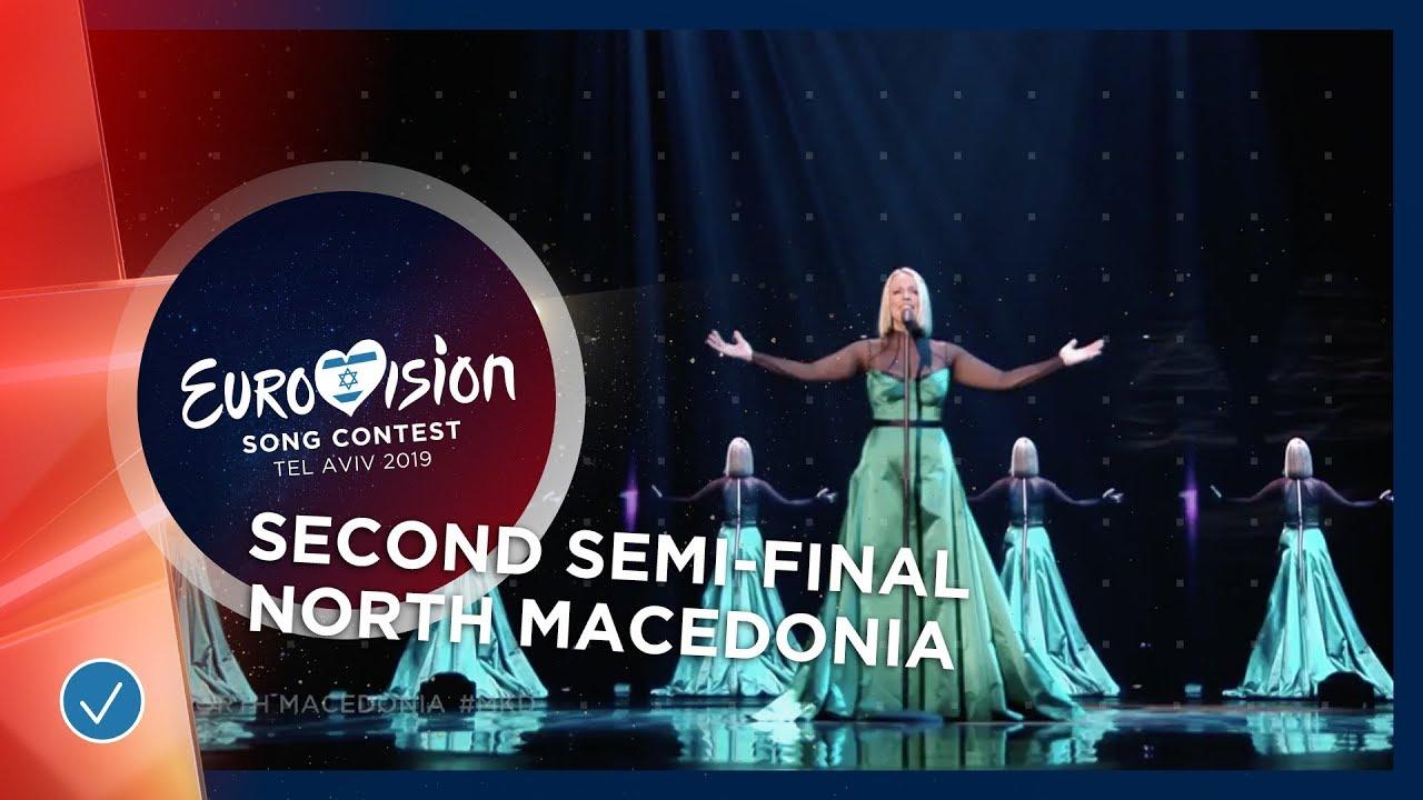 Браво! Спектакуларен настап на Тамара Тодевска на Евровизија 2019