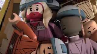 LEGO Star Wars - The Padawan Menace Trailer