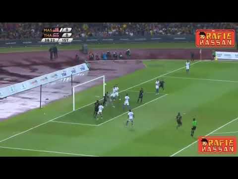 Malaysia (0) VS Thailand (1)| SEA GAMES KL 2017 |