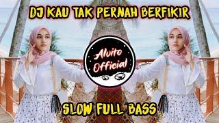 Download Dj Kau Tak Pernah Berfikir (Ku Tak Bisa) Slow Full Bass Tik Tok | Remix Terbaru 2021