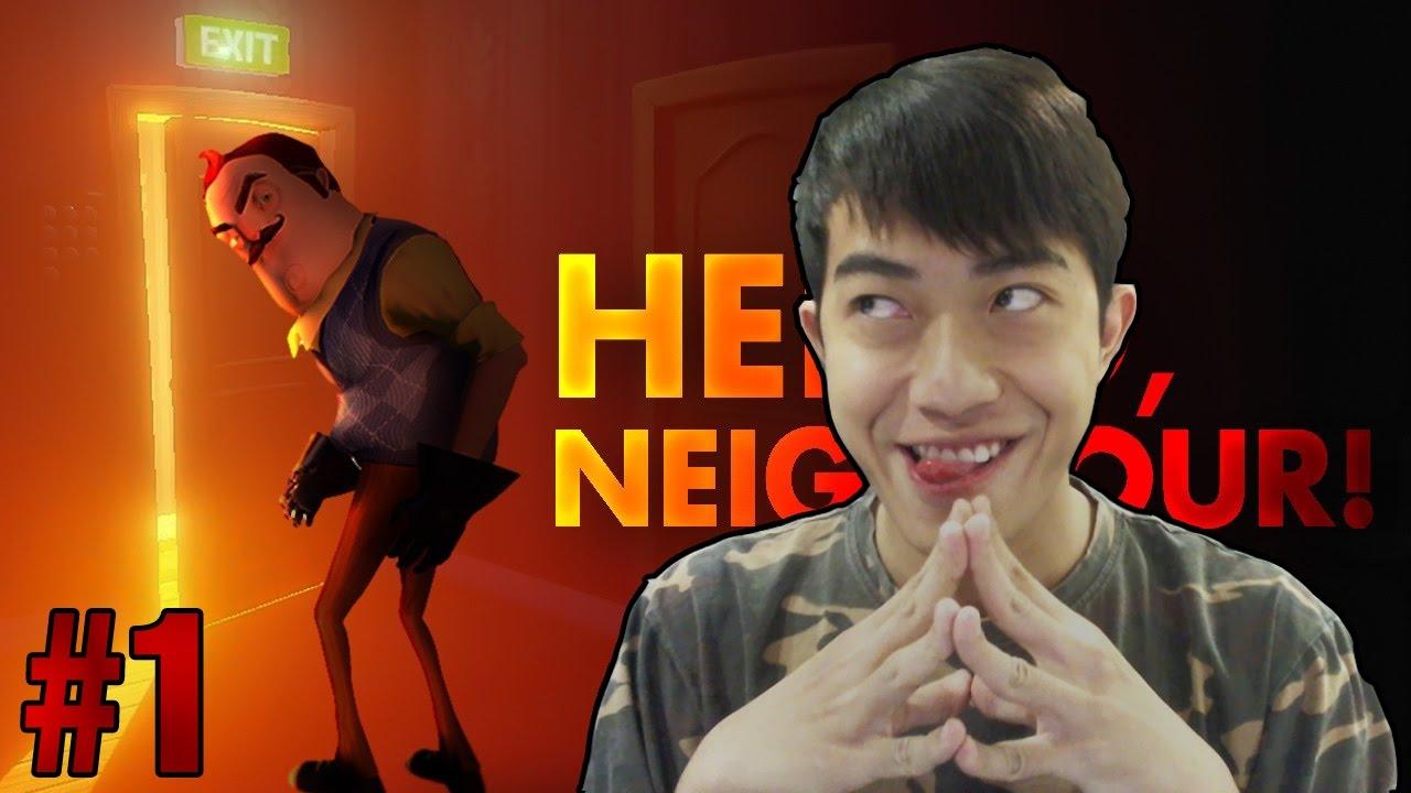 Người hàng xóm tinh nghịch | Hello Neighbor | Part 1