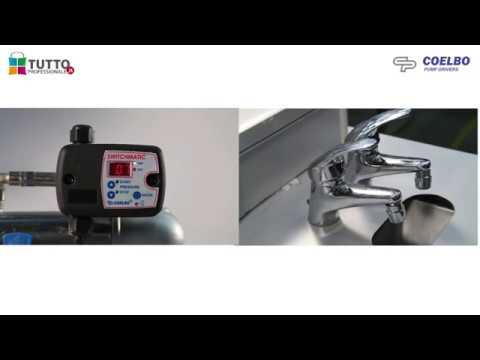 Regolatore Di Pressione Autoclave Switchmatic Pompa Aumento