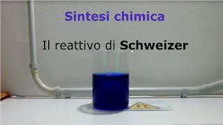 Sintesi del reattivo di Schweizer