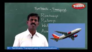 Samacheer 9th Std Social Science | Term 02 | Transport | lesson 07