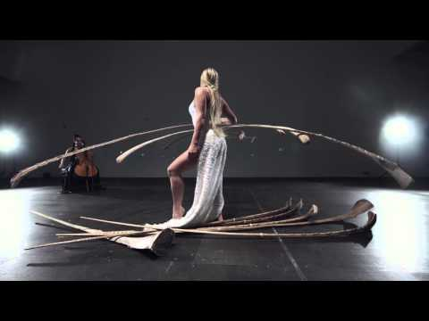 Path to Another World - Balance act performance.Create art not war.