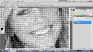 Tutorial - Siebdruck Halbtonraster in Photoshop zum Drucken von Fotos und Farbverläufen