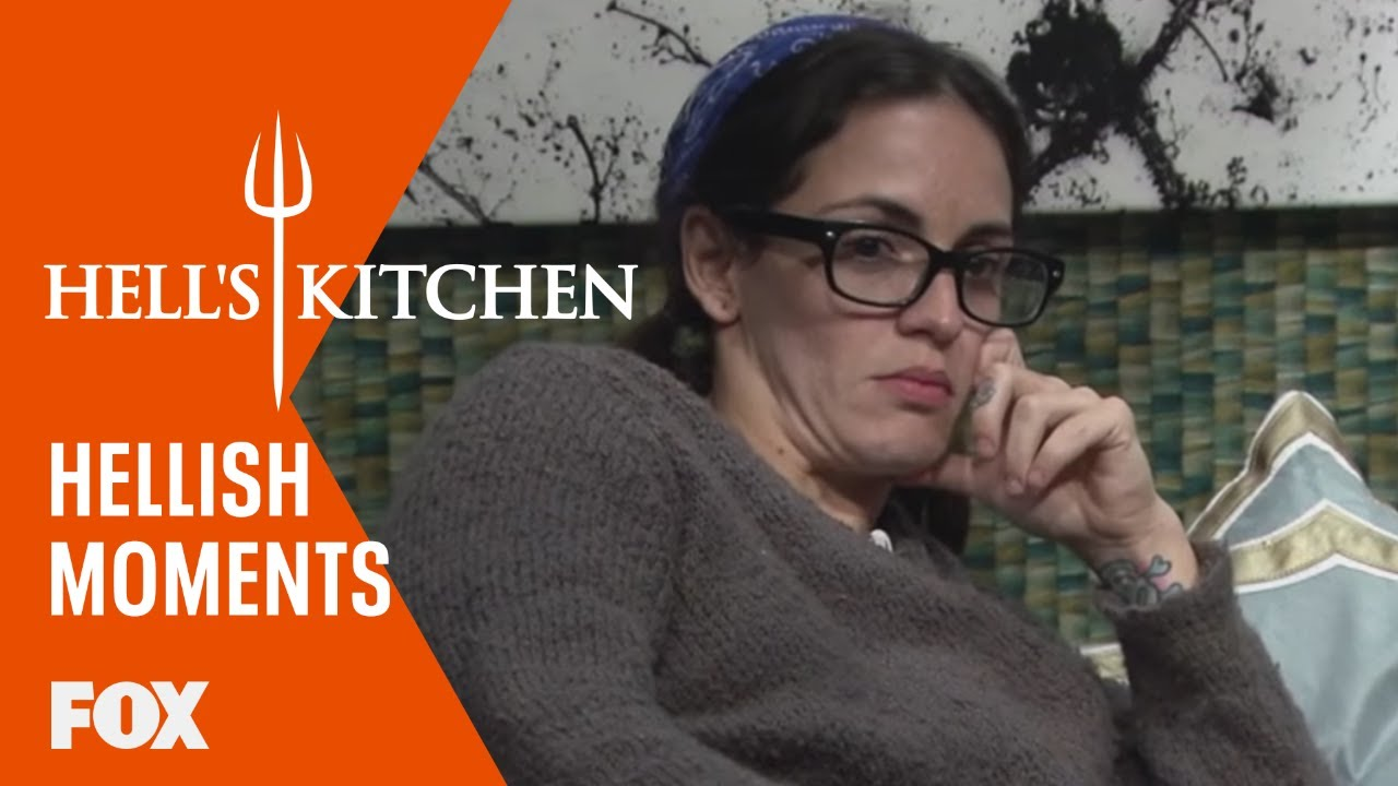 A hellish extra joe is eliminated season 15 ep 10 for Watch hell s kitchen season 16