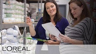 Repeat youtube video Corinne Cannon DC Diaper Bank | Women of Worth | L'Oreal