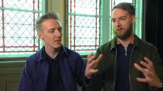Honne interview - James Hatcher & Andy Clutterbuck (part 2)