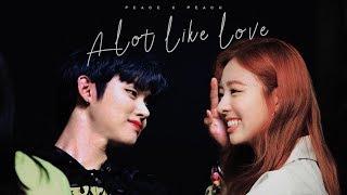 Yeonjun X Yuna - A Lot Like Love