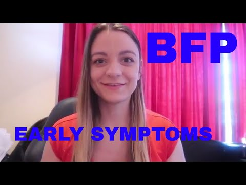 EARLY Pregnancy Symptoms Before BFP - How I knew I Was Pregnant!