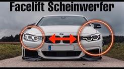 BMW F32 4er Coupe Facelift Scheinwerfer Umbau + Carporn