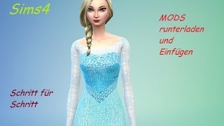 Sims4 Mods DOWNLOADEN UND EINFÜGEN