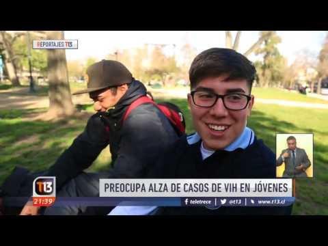 Reportajes T13   ¿Cómo enfrentar la epidemia vih/sida en Chile?