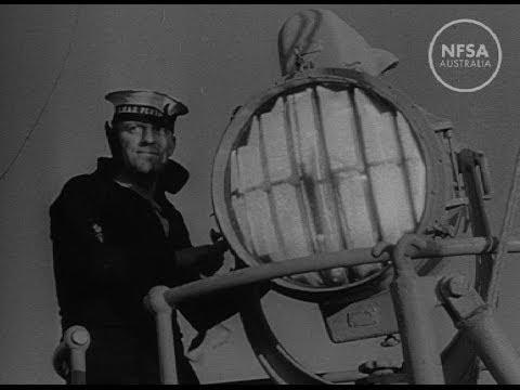 The Australian Seaman At War. War Experience.