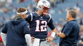 Tom Brady: I've Been Cursed Out By Bill Belichick Just Like Adam Thielen