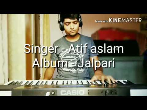 Aadat - Piano cover