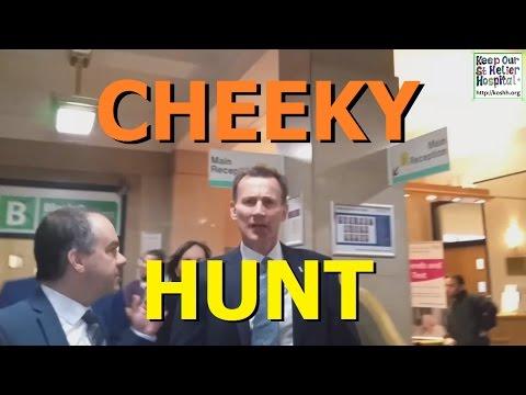 Cheeky Hunt!